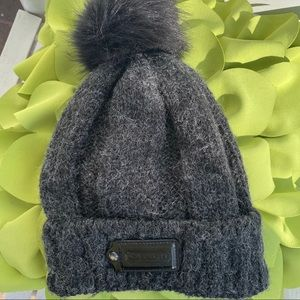Coach Upcycled Beanie Winter Hat